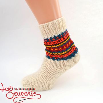 Жіночі в'язані шкарпетки ISV-1090