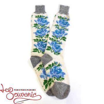 Women's Knitted High Socks ISV-1092