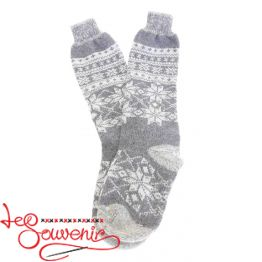 Women's Knitted High Socks ISV-1094