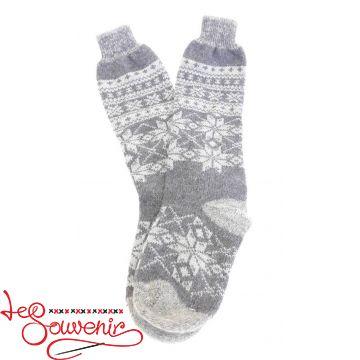 Women's Knitted High Socks ISV-1094