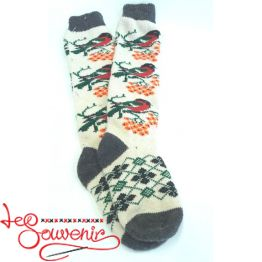 Women's Knitted High Socks ISV-1097