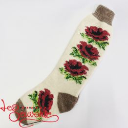 Women's Knitted High Socks ISV-1098