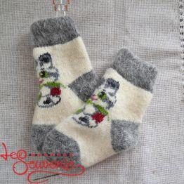 Дитячі в'язані шкарпетки ISV-1101