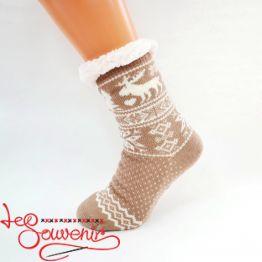 Жіночі теплі шкарпетки ISV-1104