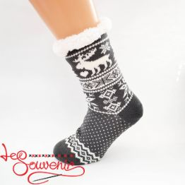 Жіночі теплі шкарпетки ISV-1106