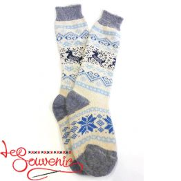 Women's Knitted High Socks ISV-1110