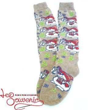 Women's Knitted High Socks ISV-1112