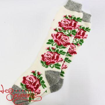 Women's Knitted High Socks ISV-1114