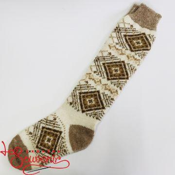 Women's Knitted High Socks ISV-1117