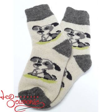 Women's Knitted Socks ISV-1119