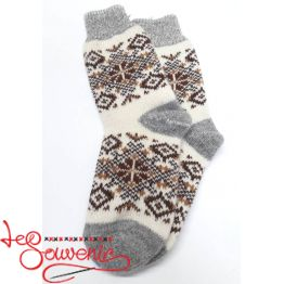 Women's Knitted Socks ISV-1121