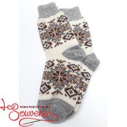 Жіночі в'язані шкарпетки ISV-1121