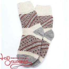 Жіночі в'язані шкарпетки ISV-1122