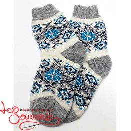 Women's Knitted Socks ISV-1123
