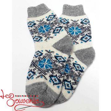 Жіночі в'язані шкарпетки ISV-1123