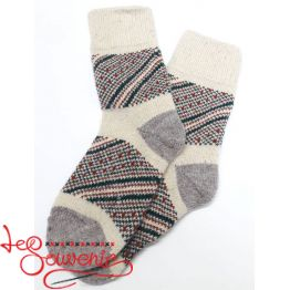 Women's Knitted Socks ISV-1124
