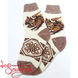 Women's Knitted Socks ISV-1126