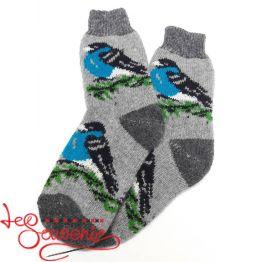 Женские вязаные носки ISV-1127