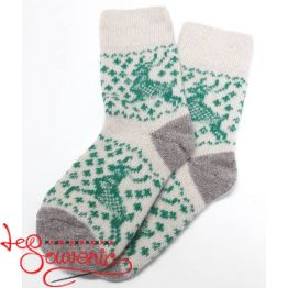 Women's Knitted Socks ISV-1129