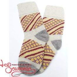 Women's Knitted Socks ISV-1130
