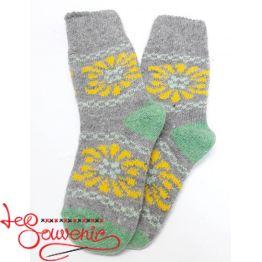 Жіночі в'язані шкарпетки ISV-1131