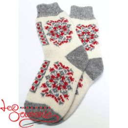 Жіночі в'язані шкарпетки ISV-1133