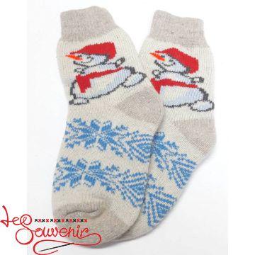 Жіночі в'язані шкарпетки ISV-1134