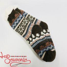 Жіночі теплі шкарпетки ISV-1150