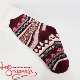 Жіночі теплі шкарпетки ISV-1151