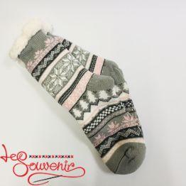 Женские тёплые носки ISV-1153