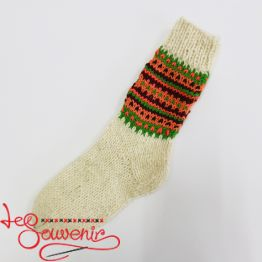 Women's Knitted Socks ISV-1163
