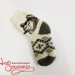 Children's Knitted Socks ISV-1175