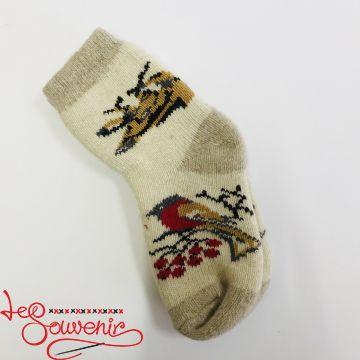 Дитячі в'язані шкарпетки ISV-1176