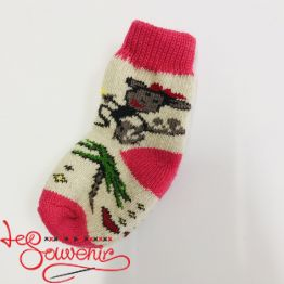 Children's Knitted Socks ISV-1177