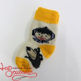 Children's Knitted Socks ISV-1179