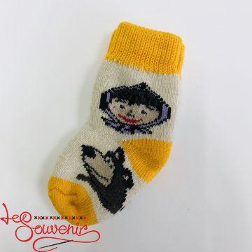 Дитячі в'язані шкарпетки ISV-1179