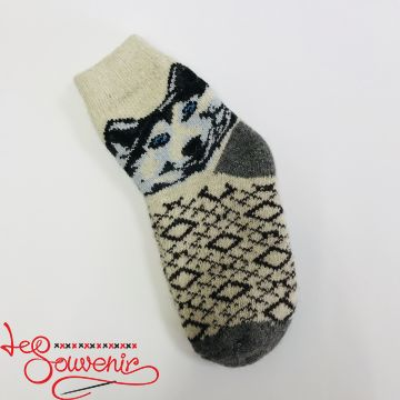 Children's Knitted Socks ISV-1180