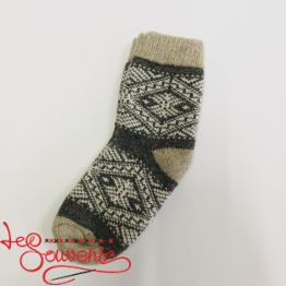 Children's Knitted Socks ISV-1181