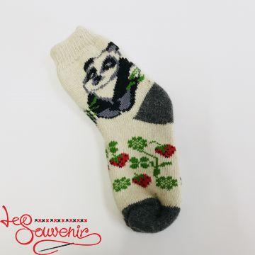 Детские вязаные носки ISV-1182