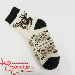 Children's Knitted Socks ISV-1184