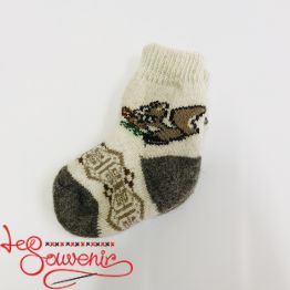 Children's Knitted Socks ISV-1185