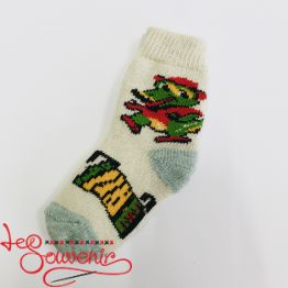 Children's Knitted Socks ISV-1186