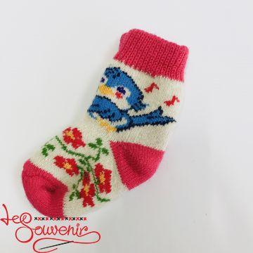 Дитячі в'язані шкарпетки ISV-1187
