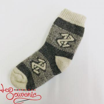 Дитячі в'язані шкарпетки ISV-1188