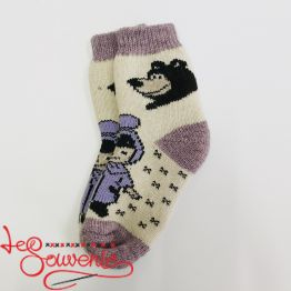 Children's Knitted Socks ISV-1190