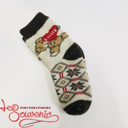 Children's Knitted Socks ISV-1192