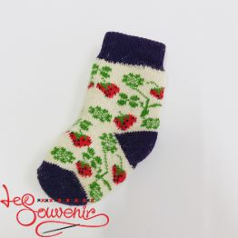 Children's Knitted Socks ISV-1194