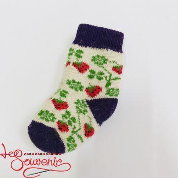 Дитячі в'язані шкарпетки ISV-1194
