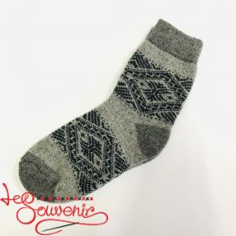 Men's Knitted Socks ISV-1204