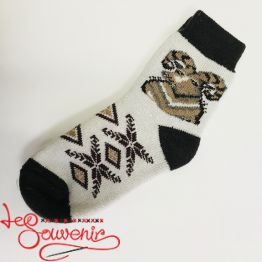 Men's Knitted Socks ISV-1208